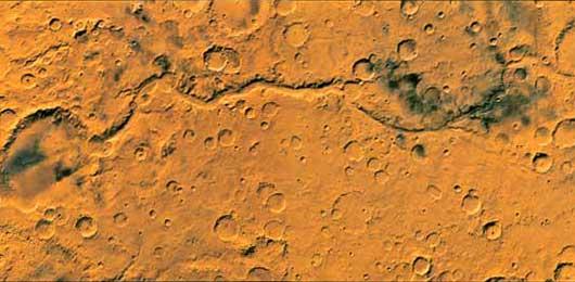 venus planet river beds - photo #10