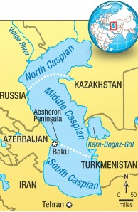Fate of the Caspian Sea | Natural History Magazine