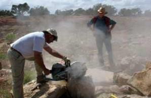 rock saws