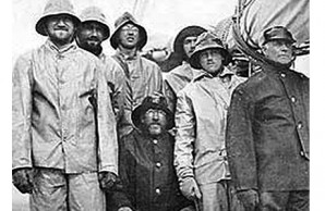 Personnel of the Bowdoin-MacMillan Arctic Expedition